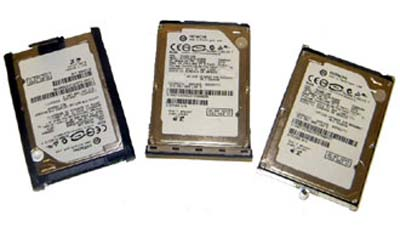 Laptop Hard Drives with Windows and Drivers Installed
